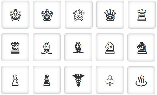 微信网名特殊皇冠符号         总结:以上便是常见的微信皇冠图片