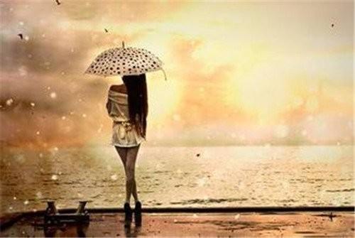 个性签名下雨的心情