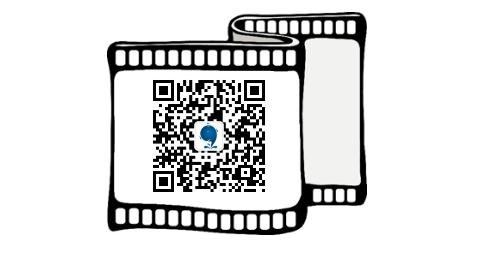 微信引导关注二维码素材图片