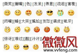 2017年微信表情意思全解!emoji翻译成中文意思全解大全!图片