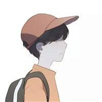 动漫带帽子的男女头像大全