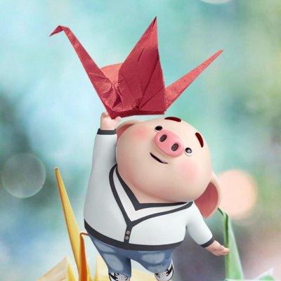 2019猪年头像可爱卡通图片大全 最新猪年微信头像高清